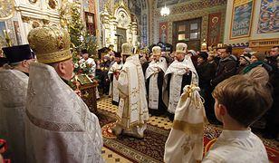 Prawosławni obchodzą pierwszy dzień Bożego Narodzenia