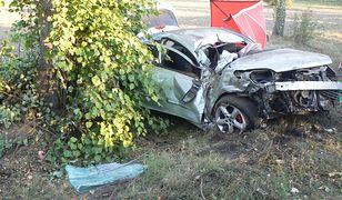 Tragiczny weekend na wielkopolskich drogach - w wypadach zginęły cztery osoby