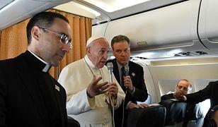 Papież o groźbie rozpadu Europy i kryzysie wokół Korei Północnej