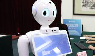 Robot, który został lekarzem