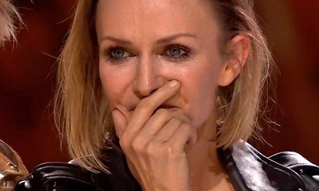 Kasia Stankiewicz reagowała emocjonalnie na komentarze Anny Muchy