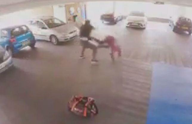 Zawodnik MMA nakrył złodzieja na gorącym uczynku. Takiej akcji nikt się nie spodziewał