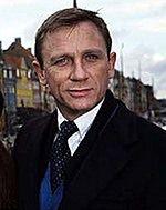 Daniel Craig nie lubi Martini