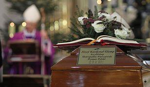 Msza żałobna w intencji prymasa Józefa Glempa