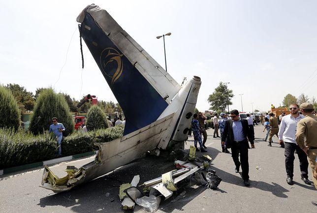 W wypadku zginęło 176 osób