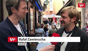 Rafał Zawierucha o roli w filmie Quentina Tarantino