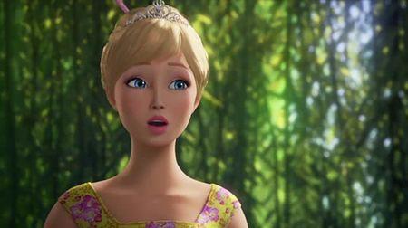 Barbie i tajemnicze drzwi - polski zwiastun