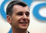 Oligarcha Prochorow chce kupić holding Kommiersant