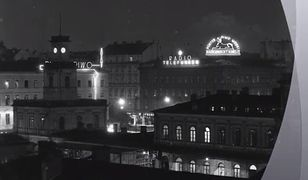 Neony w przedwojennej Warszawie [WIDEO]