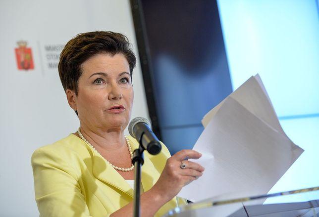 Nadzwyczajna sesja Rady Warszawy ws. reprywatyzacji