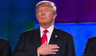 Donald Trump ubiega się o reelekcję