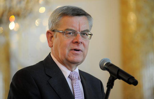 Tomasz Nałęcz należy do Socjaldemokracji Polskiej