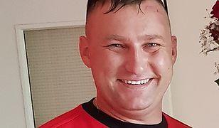 Zamordowany Łukasz Grabowski