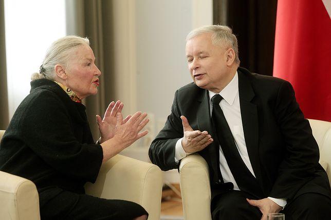 Jadwiga Staniszkis: Wolę Szydło niż Kaczyńskiego