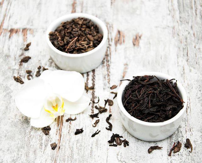Zdrowotne właściwości czarnej herbaty