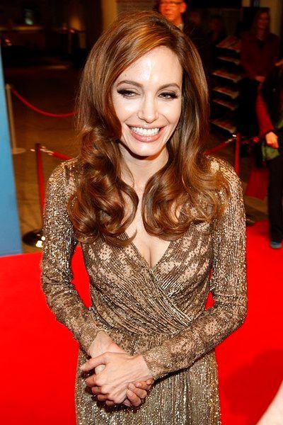 Angelina Jolie: idealne usta
