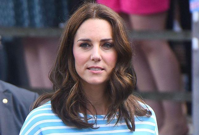 Kate Middleton jest zaniepokojona stanem zdrowia poszkodowanej