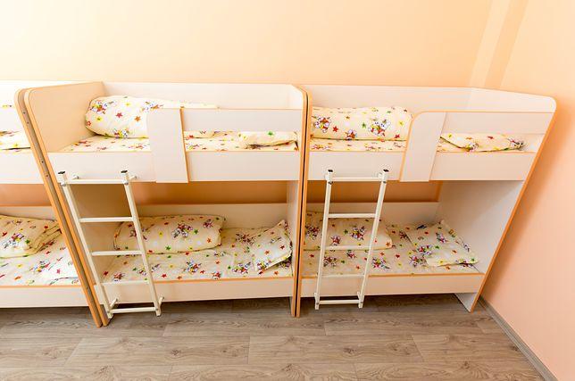 Sala w domu dziecka