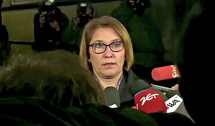 Beata Mazurek krytycznie o sondażu dającym zwycięstwo opozycji