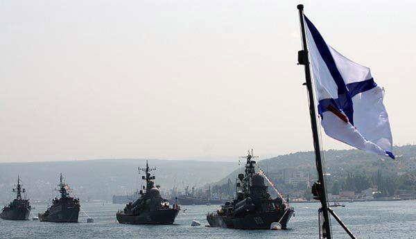 Rosyjskie okręty wojenne