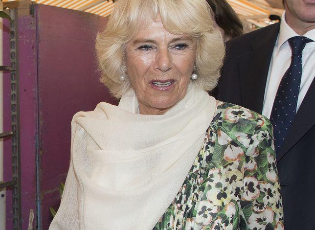 Księżna Camilla nie przyjęła zaproszenia na ślub
