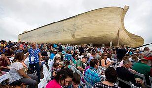 Amerykanie zbudowali Arkę Noego