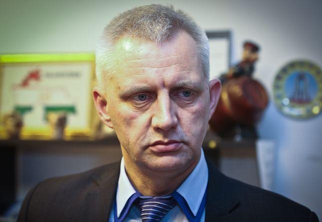 Marek Lisiński jest ofiarą księdza-pedofila
