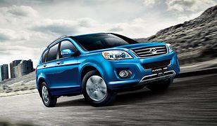Rusza produkcja Chińskich aut w Europie