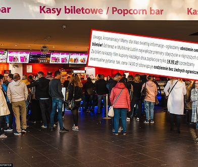 2019 r. był dla polskich kin rekordowy pod względem frekwencji - sprzedano 60 mln biletów