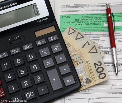 Podatek dochodowy od osób fizycznych. PIT z nową stawką