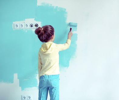 Malowanie ścian nie takie straszne. Porady na wagę złota