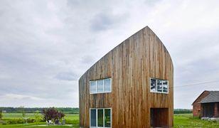 Niezwykły dom jednorodzinny. Zobacz zdjęcia okrągłego domu!