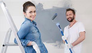 Malowanie ścian: co warto wiedzieć o farbie lateksowej?