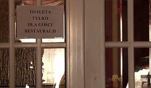 Restauracyjne łazienki rozwiążą problem braku publicznych toalet w Olsztynie?