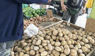 Za kilogram ziemniaków trzeba już płacić ponad 3 złote