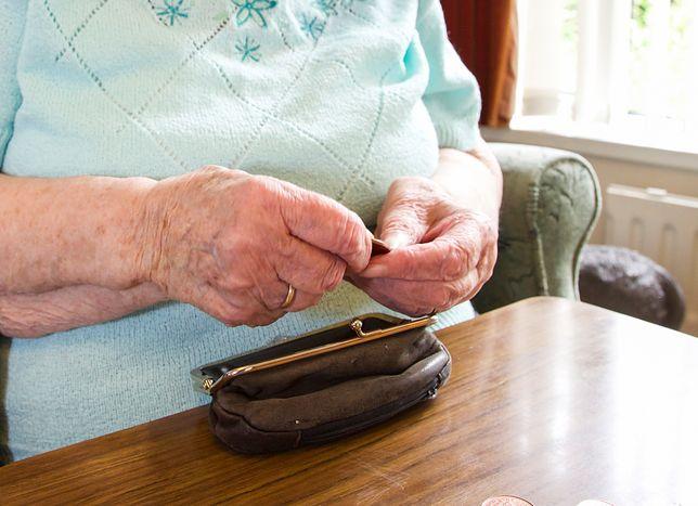 Niemiecka emerytura już nie starcza na życie.
