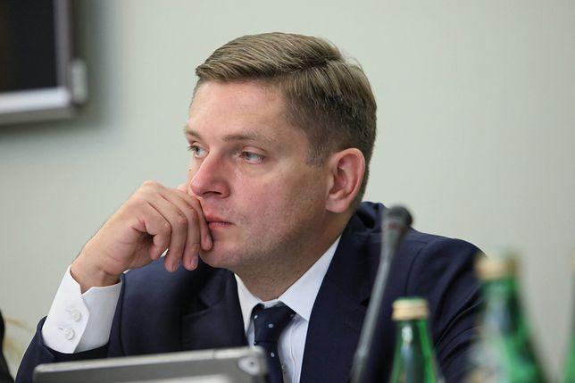 Bartosz Kownacki: wolałbym, żeby prezes TK była w Sejmie