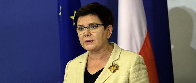 Beata Szydło nie ma się z czego cieszyć. Kiepska ocena dla premier i jej rządu