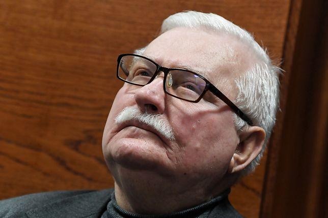 """Pozwów może być aż 20! Lech Wałęsa: """"Mają mnie przeprosić"""""""