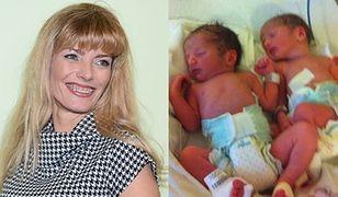 Małgorzata Lewińska urodziła! Bliźnięta przyszły na świat jako wcześniaki