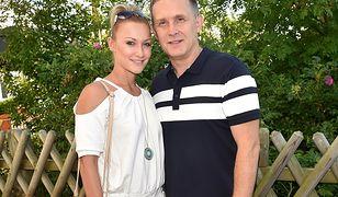 Robert Moskwa rozwodzi się z żoną. Ich małżeństwo nie trwało długo