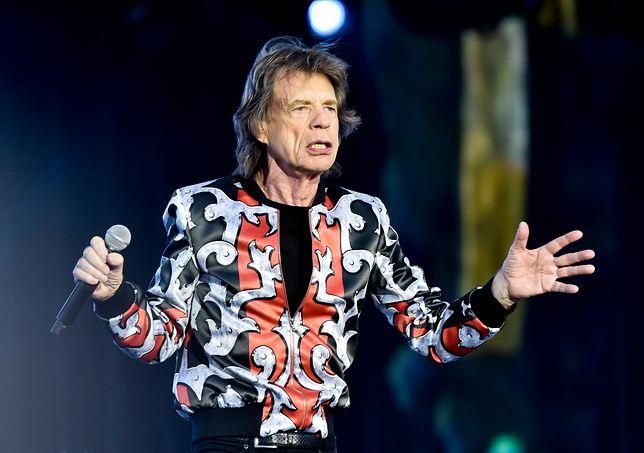 Mick Jagger udzielił pierwszego wywiadu po operacji