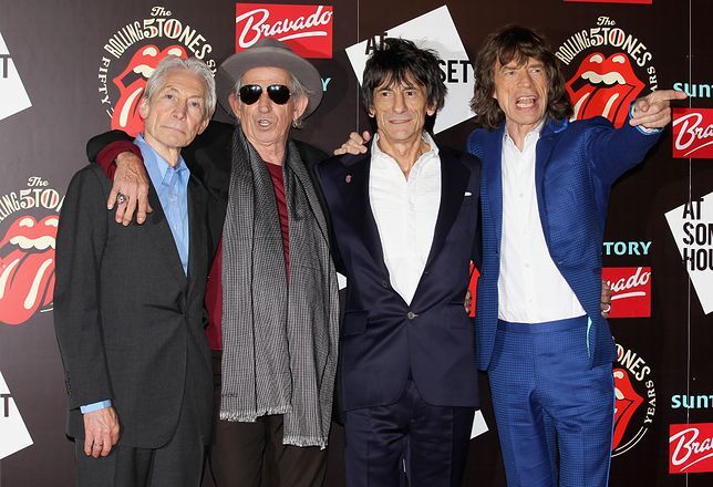 Warszawa. Dziś zagra The Rolling Stones - legenda rock and rolla