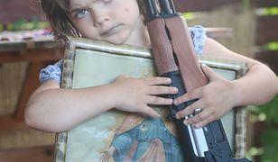 Na fotografii jest córka autorki zdjęcia