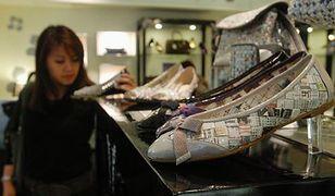 Tajwańczycy zarabiają na butach z... papieru!