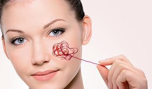 Cera naczynkowa jest niezwykle wrażliwa, należy więc ją nawilżać i łagodzić podrażnienia, by zachować zdrowy wygląd skóry