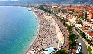 Nicea to stolica Lazurowego Wybrzeża