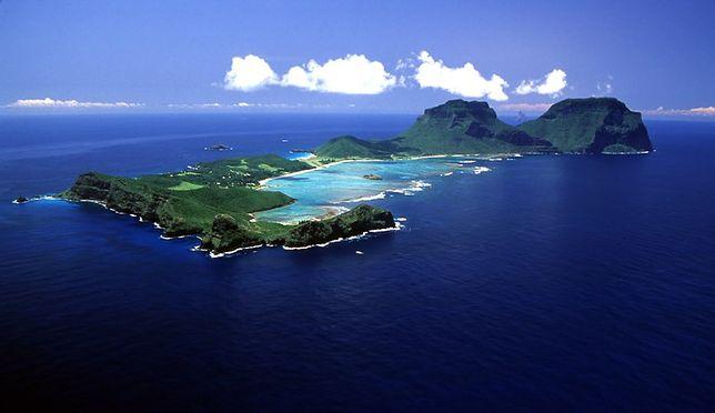 Fenomen Pacyfiku - odizolowane wyspy