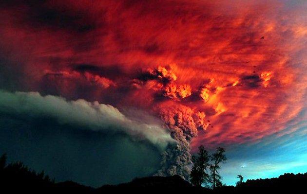 Tropem wulkanów