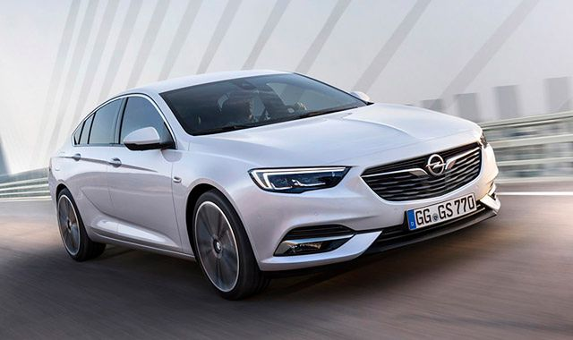 Opel Insignia Grand Sport: zmiana totalna